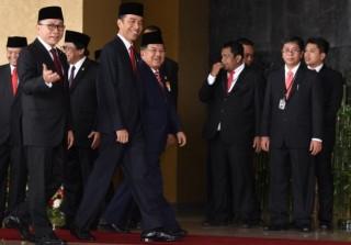 佐科威推动中国通过谈判解决南海争议