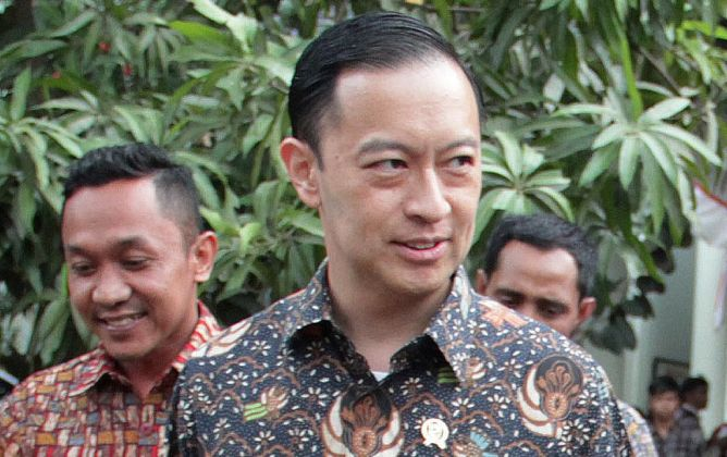 Investment Coordinating Board (BKPM) chairman Thomas Lembong