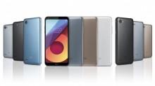 LG 发布 Q6 系列三款新机
