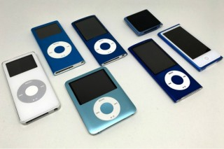 迎来结局 iPod nano 和 shuffle 最终下架了
