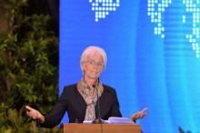 拉加德 : IMF乐观全球经济会复苏