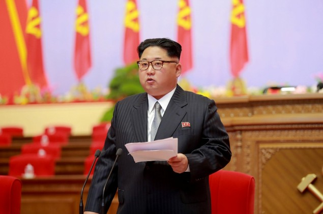 Kim Jong Un (photo : AFP)