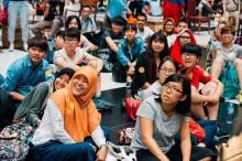 台湾年轻人组织 One-Forty 免费帮助外劳掌握中文