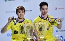 世界羽联超级系列赛总决赛:基德恩/苏卡穆尔荣获第七荣誉