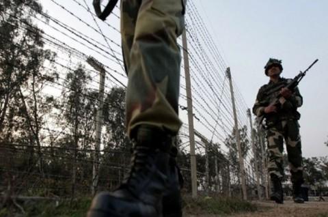India Border Guards (photo : AFP)