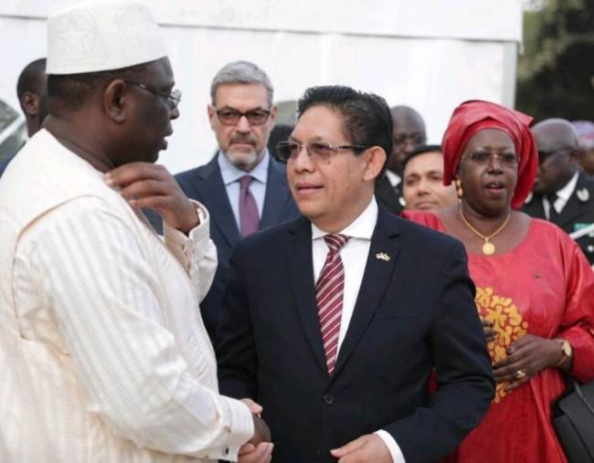 塞内加尔表达更多购买国内制造飞机的意图