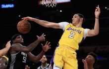 NBA 常规赛 10 日综述 :湖人主场 99-86 击败国王