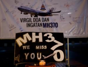 MH370残骸或位于南纬35度印度洋深处