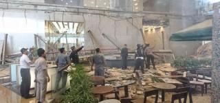 雅加达证券交易所坍塌事件已造成 73 人受伤