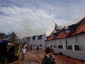 遭火灾雅加达北区海事博物馆谱写我国民族航海光辉历程