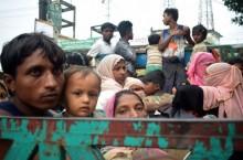 孟加拉国已接受超过一百万罗兴亚难民
