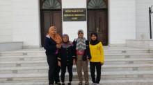 我国驻埃及大使馆将四名非法外劳被遣送回国
