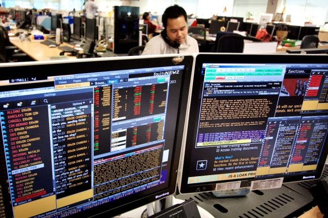 印尼市场周一交易日收盘涨跌不一    中国股市上涨