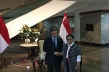 新加坡外长访印    与我国外长商谈两国双边关系