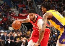 NBA 常规赛 15 日综述 : 鹈鹕 139-117 胜湖人   勇士不敌开拓者