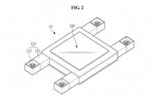 三星制造集成显示器可用眼睛控制的无人机