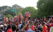 中爪哇省庆祝狗年举办各种活动