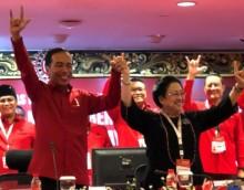 斗争民主党宣布支持佐科威竞选 2019 年总统选举