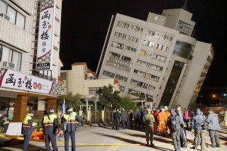 外媒 : 台湾花莲地震 20 天后中国籍夫妇遗体移出