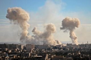 外媒 : 联合国称仍无法展开叙利亚人道行动