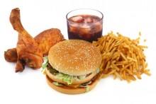 快餐对心理健康引发 4 种不利影响