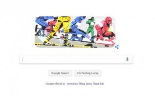 今日 Google 首页涂鸦迎接 2018 年残奥会