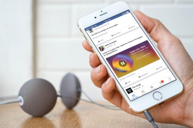 外媒 : Facebook 与华纳音乐达成授权协议