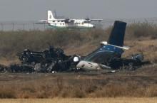 一架孟加拉客机加德满都机场附近坠毁    尼泊尔政府将展开深入调查