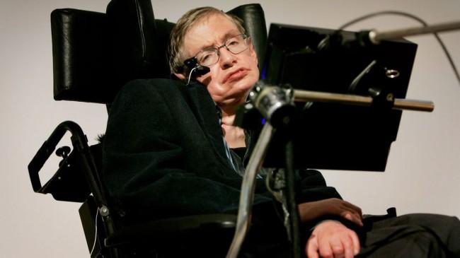 物理学家史蒂芬·霍金去世