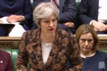 继俄前间谍在英国遭毒杀案    英首相驱逐 23 名俄外交官