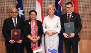 印澳达成海事行动协议    加强两国海事领域合作