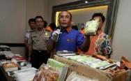 雅加达北区破获毒品交易案    两人被捕其中 1 人台湾籍公民