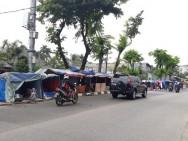 雅加达露宿街头难民日益增加     当地居民已向市政府表达不满