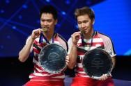 2018 全英决赛 :我国男双卫冕冠军