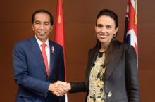 新西兰媒体指责佐科威不尊重该国政府