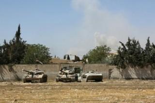 叙东古塔遭化武攻击   多方表达强烈谴责