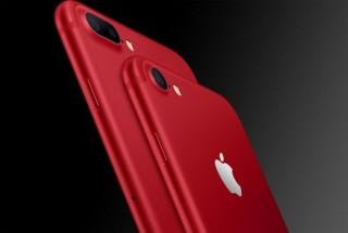 外媒 : 苹果将发布红色 iPhone 8