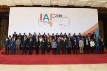 2018 印非论坛取得圆满成功    贸易协议总额 15 万亿盾