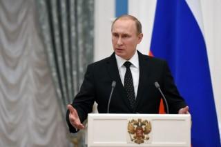 普京警告称若西方国家再攻叙 国际关系将陷入混乱