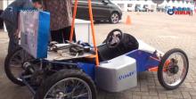 2018 印尼国际车展 : 国内大学生研发电动车亮相