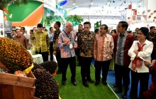 2018 印尼贸易博览会在即 : 我国贸易部目标总交易达 15亿美元