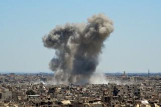 叙政府进攻大马士革南部雅尔穆克    致 6 平民死亡