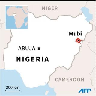 尼日利亚发生自杀式炸弹袭击     致数十人死亡