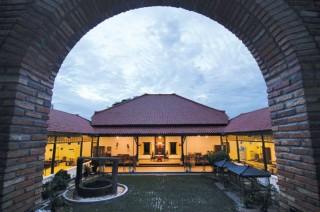 国内邦加岛一家传统屋成当地商业历史迷你博物馆