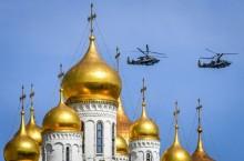 俄罗斯一架直升机在叙利亚坠毁     造成两飞行员遇难