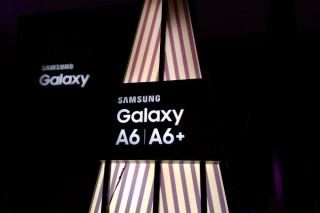 三星 Galaxy A6/A6 + 在印尼上市