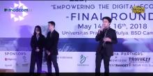 国内一大学近期举办投资银行业竞赛活动      为数码经济发展开拓动力
