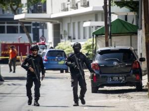 警察反恐队最近一周已扣押 74 名恐怖嫌疑人