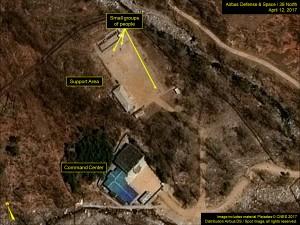韩国记者最后时刻获准赴朝见证核试验场废弃仪式