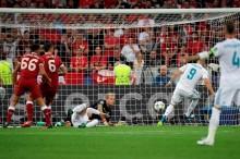 欧冠决赛 :皇马 3-1 胜利物浦夺三连冠